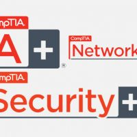 CompTIA A+, Network+, and Security+